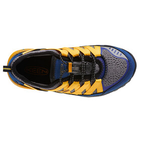 Keen Versatrail - Chaussures Enfant - orange/bleu